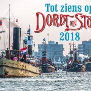 Dordt in Stoom 2018, stoomsleepboot Maarten