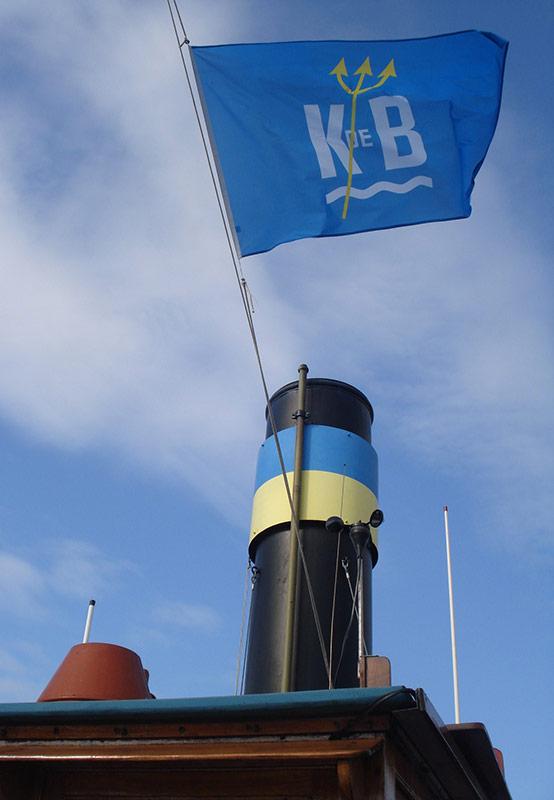 Klaas de Boer - Stoomsleepboot Maarten