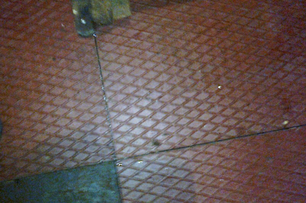 Oude Vloerplaten Stoomsleepboot Maarten