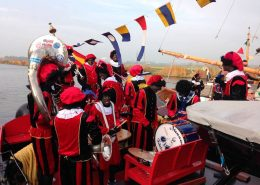 Stoomboot Sinterklaas - Stoomsleepboot Maarten